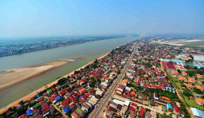 老挝无线对讲成功案例