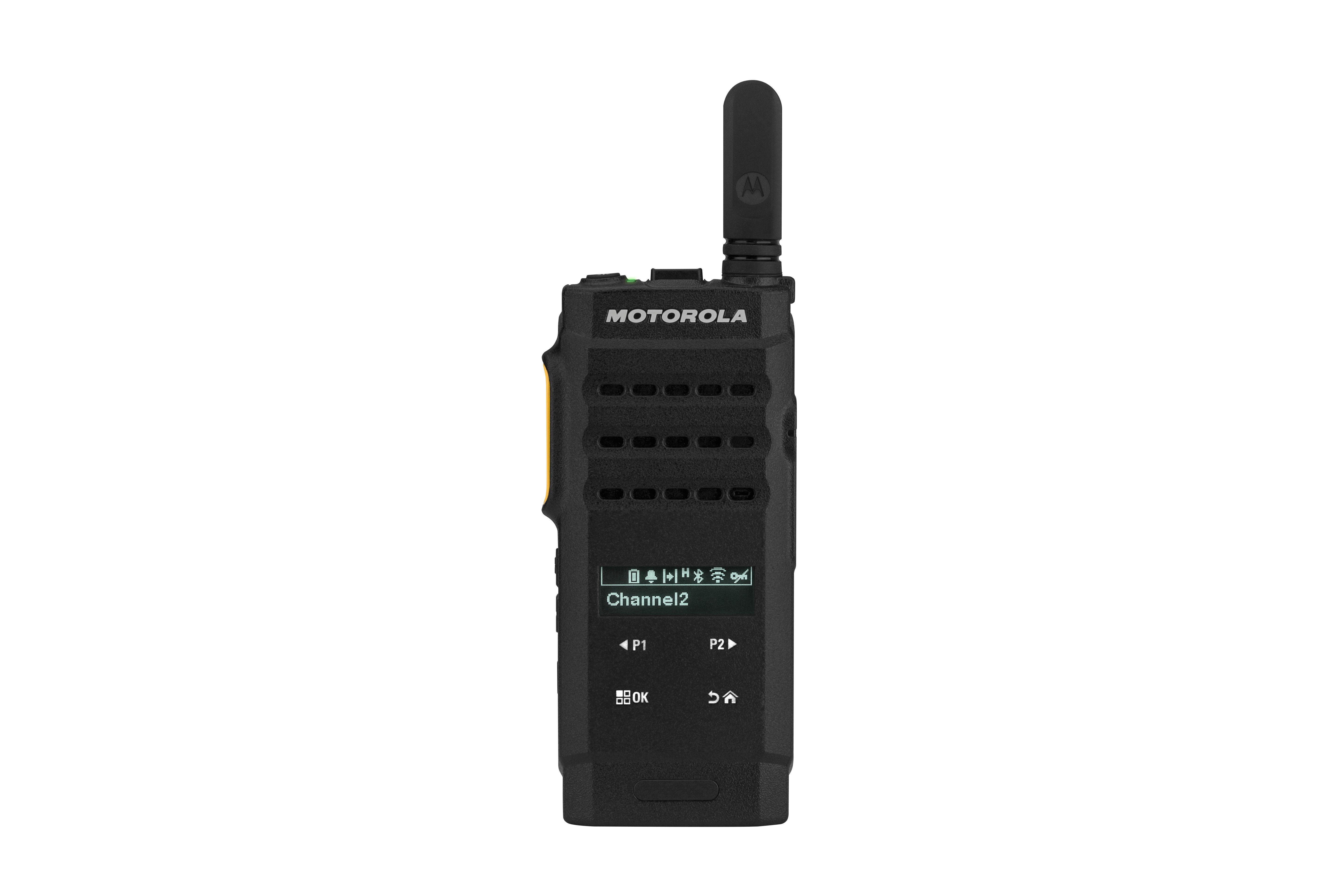SL2M 便携式双向对讲机
